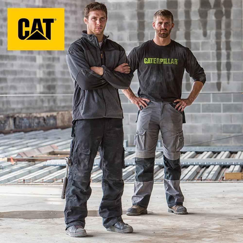 b58a28e44e9 Παπούτσια Μποτάκια Ασφαλείας – Εργασίας Σκούρο Καφέ Caterpillar Electric SB- HRO-SRA