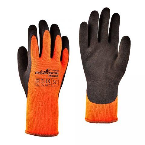 Γάντια Εργασίας Latex Ισοθερμικά Παλάμης – Αντίχειρα Υπερανθεκτικά στην Ολίσθηση TOWA PowerGrab Thermo